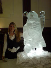 Santa Vodka Luge