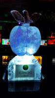 Apple Ciroc Vodka Luge