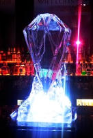DIAMOND ICE LUGE
