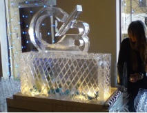 Clydesdale Bank Ice Bar