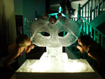 Mask Vodka Luge